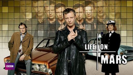 Is Life on Mars (U.K.) Series 2 (2006-2007) on Netflix Brazil?
